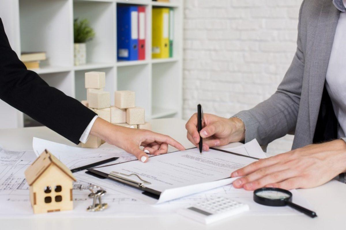 לחתום על הסכם תיווך מקרקעין
